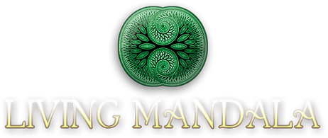 Living Mandala Permaculture Courses dark footer